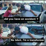 Incidente transformer